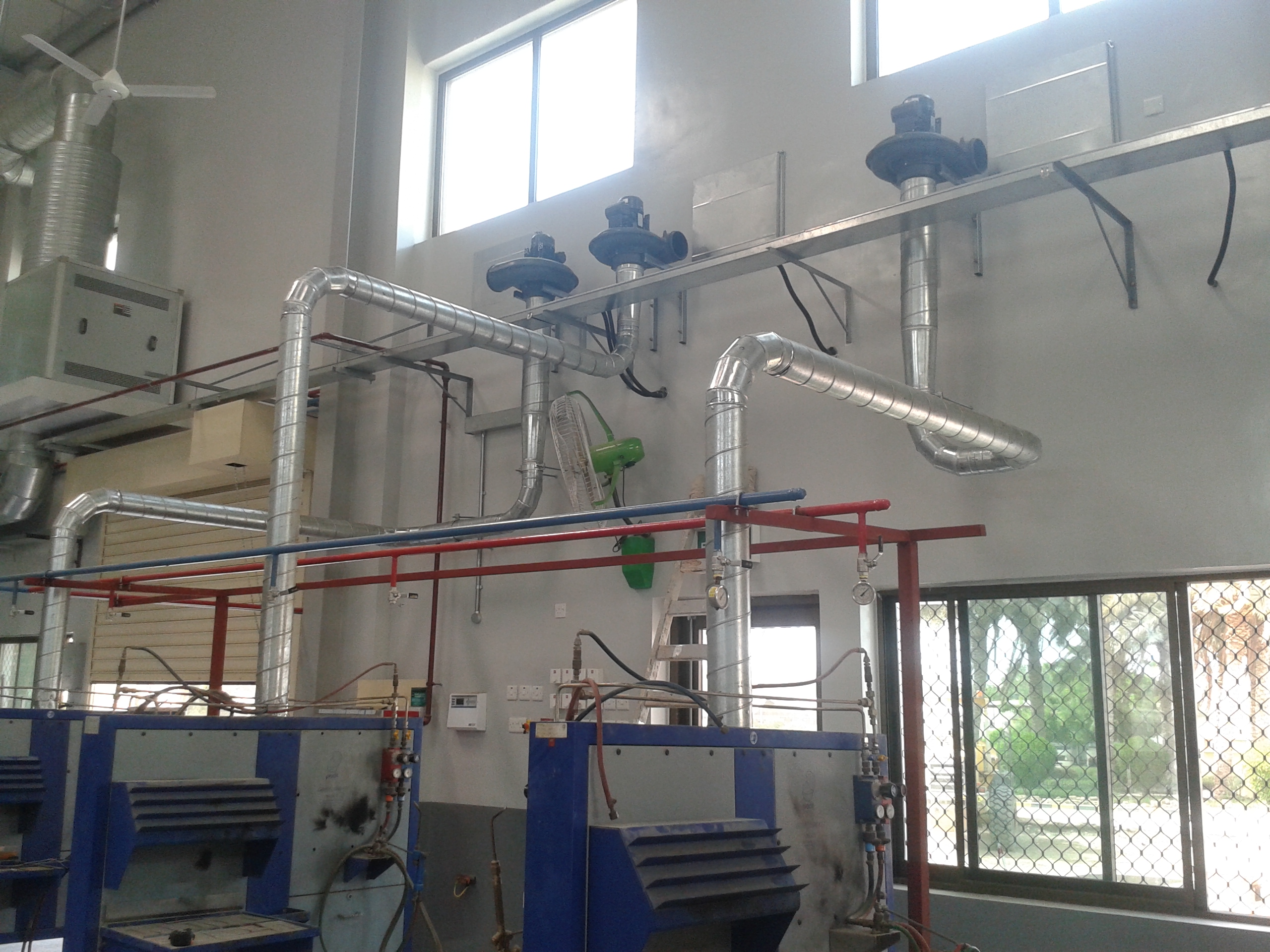 Energy and Industrial Training Institute